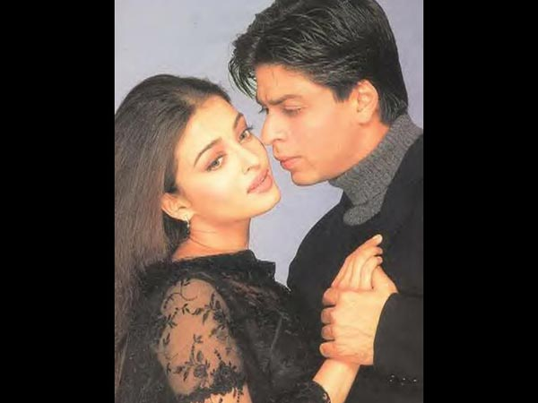 Shah Rukh Khan apologizes from Aishwarya Rai Bachchan as he got her removed from movies