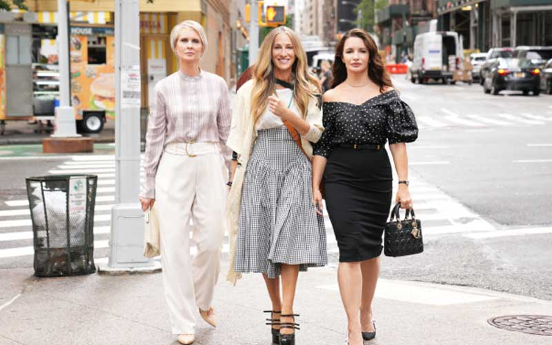 First look of SATC's sequel 'And Just Like that' unveiled