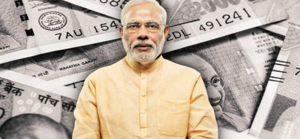 Indians' Funds parked in Swiss Banks that Modi had promised to bring back now crosses Rs.20,000 Crores