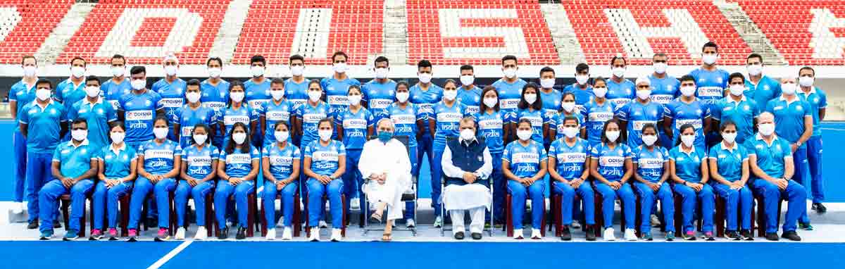 Hockey India launches 'PhotoLibrary' With Robust Repository Of ImagesOf The Indian Men &Women's Hockey Teams