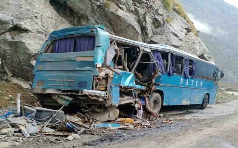 China expresses shock over Pakistan bus attack killing 9 Chinese engineers