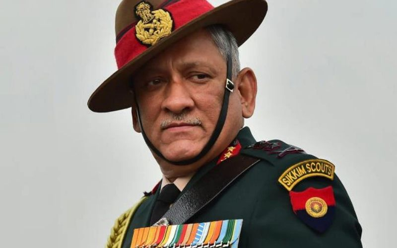 General Bipin Rawat: China has realised its troops on LAC need better training after the Galwan clash