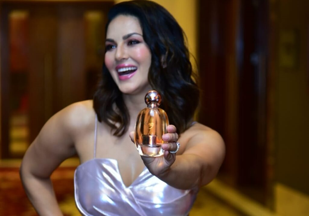 Sunny Leone launches Next Generation Line Of Perfumes, Deodorants And body Mists Under Her Banner Star Struck By SL