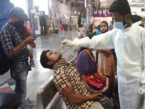 India breaks new records 43,263 Covid-19 cases; 14% more than yesterday