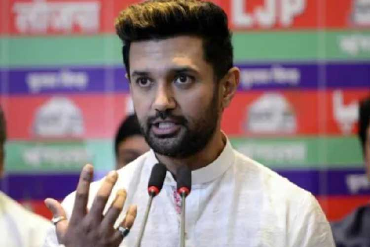Chirag Paswan's Nightmare Came True As 5 LJP MPs Join Hands Against Him