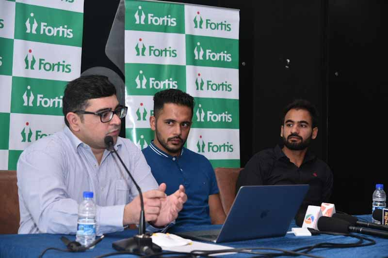 Fortis Hospital successfully treat 2 players of the Indian Hockey team, enabling them to perform to their best at the Tokyo Olympics
