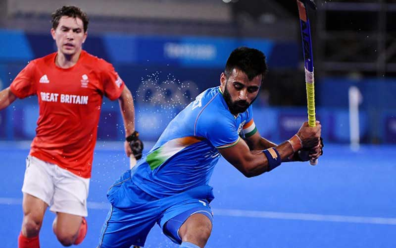 We are ready for Germany, We Have The Entire Country's Support:  Manpreet Singh