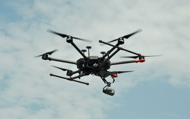 Following attack at IAF station, J&K's Rajouri banned Drones