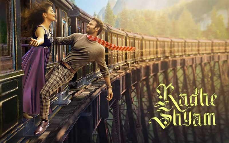 Janmashtami Special: Prabhas & Pooja Hegde Treat Fans With New Radhe Shyam Poster