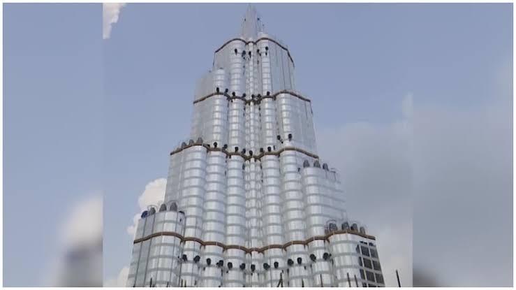 Durga Puja 2021:Durga Puja Pandal in Kolkata Recreates Iconic Dubai Burj Khalifa