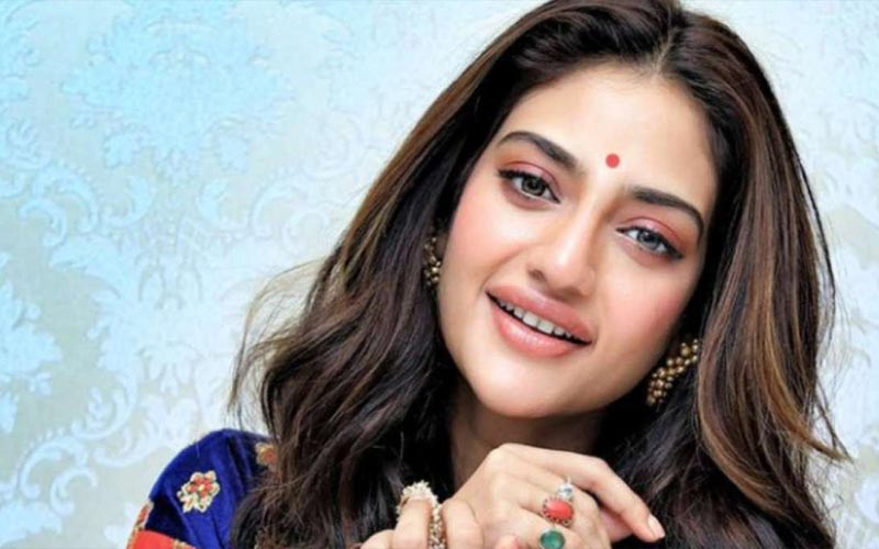 Nusrat Jahan Responds When Asked About Baby Boy's Father