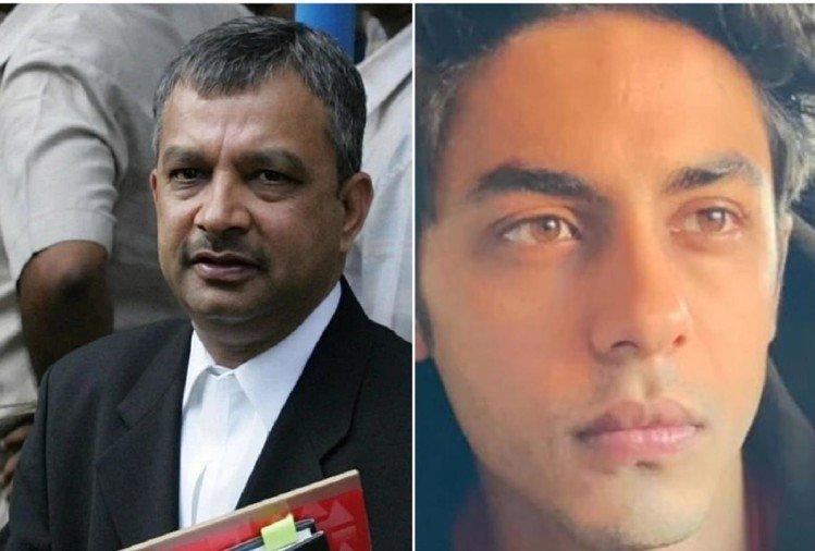 Satish Maneshinde, the lawyer who is defending SRK's son Aryan Khan in drugs case