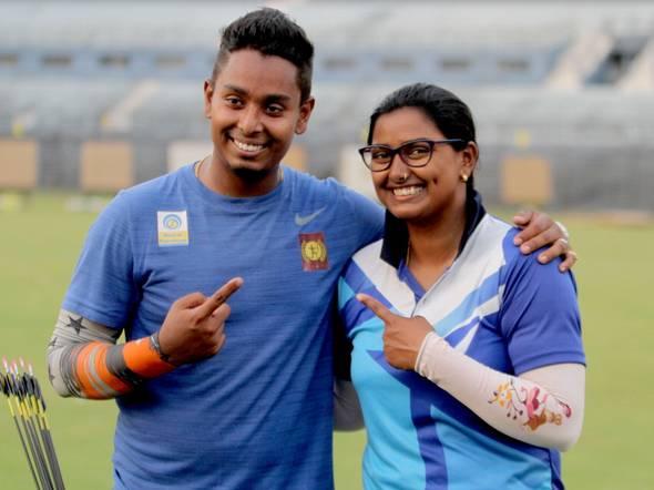 Deepika Kumari and  Atanu Das lose bronze medal brushes at Archery World Cup Final, India returns empty-handed
