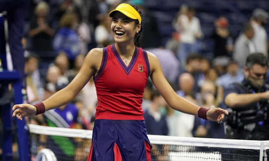 New York: British teenager Emma Raducanu reaches US Open final