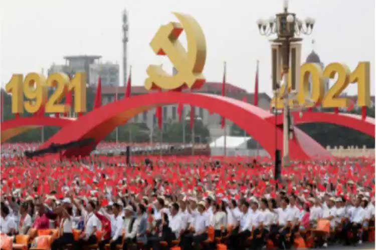 China celebrates 100 years of Communist Party, President Xi given special spotlight