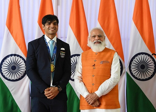 Olympic Medalist Neeraj Chopra Taken To hospital In Panipat Due to High Fever And Exertion