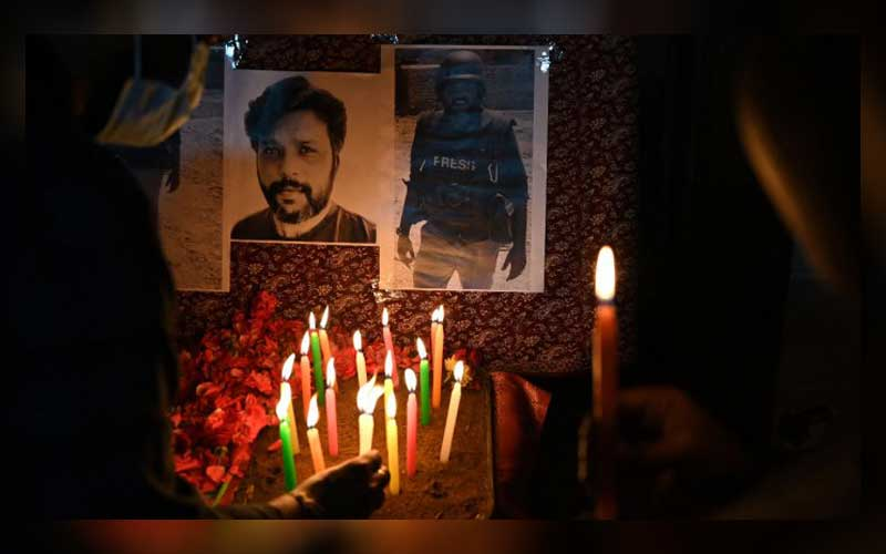 India in process of retrieving Danish Siddiqui's body as Taliban hands it over to Red Cross