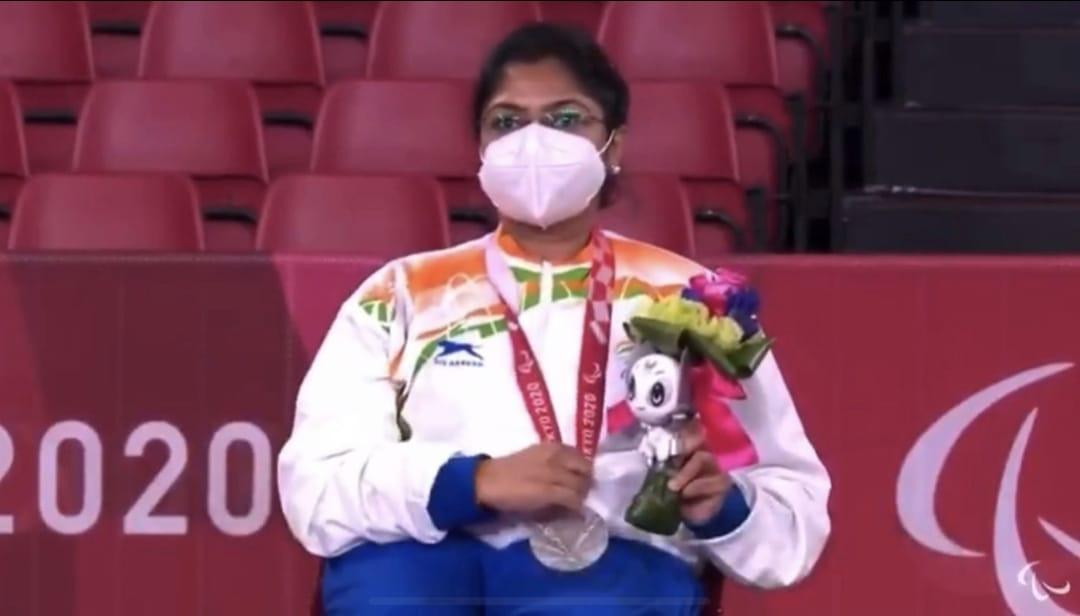 PM Modi Congratulates Bhavina Patel Over Phone For Winning Silver Medal